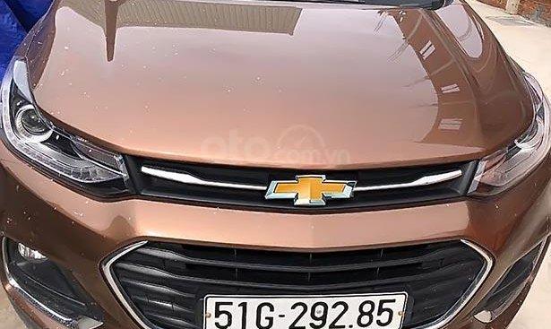 Bán Chevrolet Trax năm 2017, màu nâu, nhập khẩu nguyên chiếc như mới