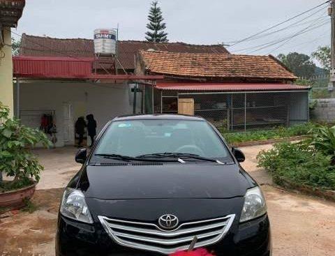 Bán xe Toyota Vios E 2008, màu đen