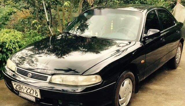 Bán Mazda 626 năm 1997, màu đen, nhập khẩu