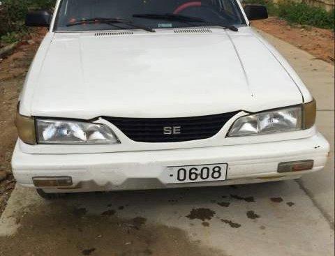Cần bán lại xe Toyota Corolla 1987, màu trắng, ghế mới bọc