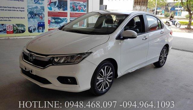 [Honda ô tô Hải Dương] Bán xe Honda City 1.5 L - Giá tốt nhất - Hotline: 094.964.1093