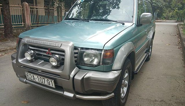 Pajero V6-3.0 GLS, Sx2000, chính chủ ký bán lần 1
