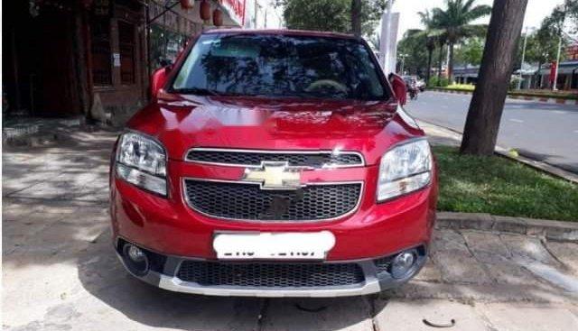 Bán Chevrolet Orlando LTZ 2014, màu đỏ số tự động