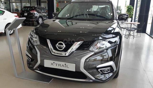 """Bán Nissan X-Trail 2.0SL/ 2.5 SV 4WD- """" Giá khuyến mãi thương lượng"""" & Bộ phụ kiện chính hãng - Nissan Sài Gòn: 0909.914.919"""