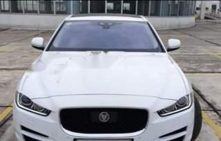 Cần bán gấp Jaguar XE đời 2016, màu trắng, xe nhập