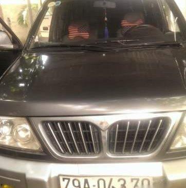 Cần bán xe Mitsubishi Jolie sản xuất năm 2002, màu xám, nhập khẩu