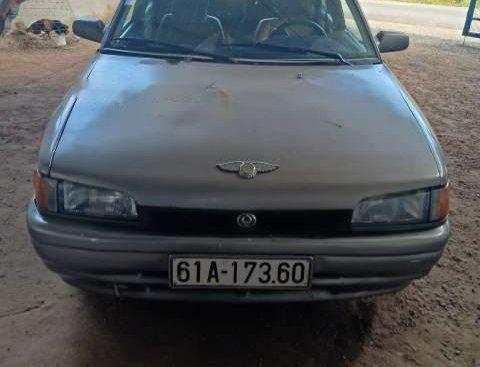 Bán ô tô Mazda 323F năm sản xuất 1995, màu bạc, nhập khẩu nguyên chiếc, 55 triệu