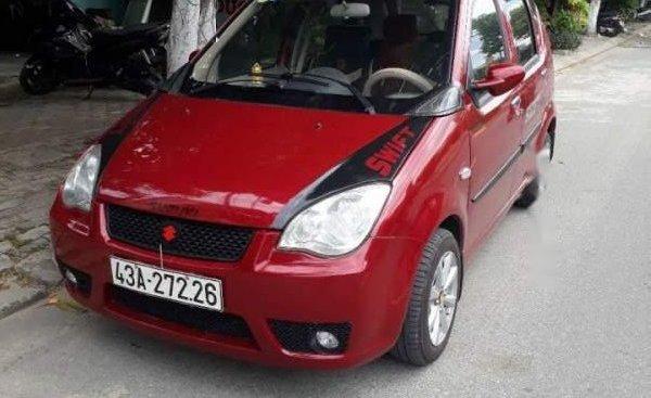 Cần bán gấp Vinaxuki Hafei 2008, màu đỏ đẹp như mới