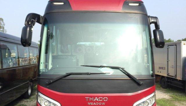 Bán xe khách Thaco Meadow TB85S-W200 34 chỗ, sản xuất năm 2019