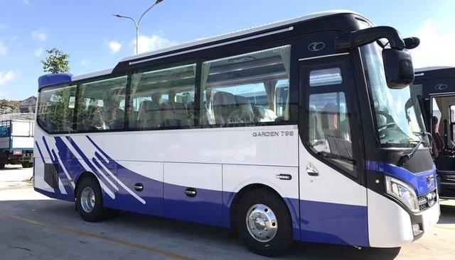 Bán xe khách 29 chỗ bầu hơi Thaco TB79S Garden