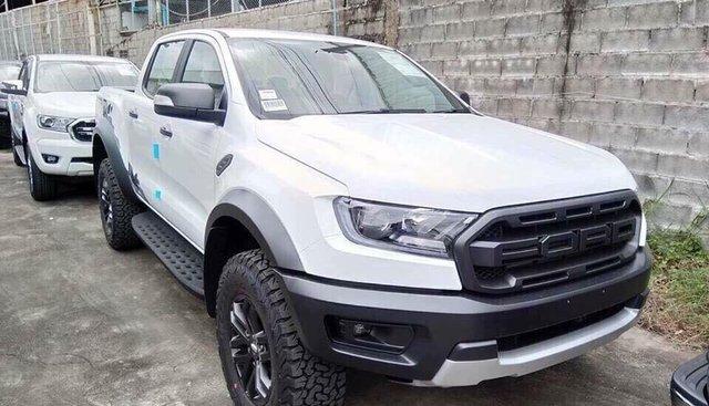 Bán xe Ford Ranger 2.0 Biturbo Raptor đời 2019, xe nhập đủ màu giao ngay, giá tốt nhất, LH 0979 572 297