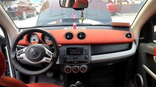 Bán ô tô Smart Forfour 1.3 AT năm sản xuất 2005, hai màu chính chủ, giá tốt