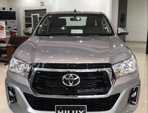 Bán ô tô Toyota Hilux đời 2018, nhập khẩu Thái, giá chỉ 695 triệu
