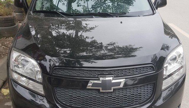 Bán ô tô Chevrolet Orlando đời 2014, màu đen, nhập khẩu