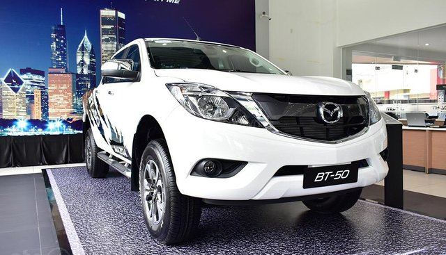 Bán Mazda BT50 giá từ 590tr có xe giao ngay, đủ màu, phiên bản, liên hệ ngay với chúng tôi để nhận được ưu đãi tốt nhất