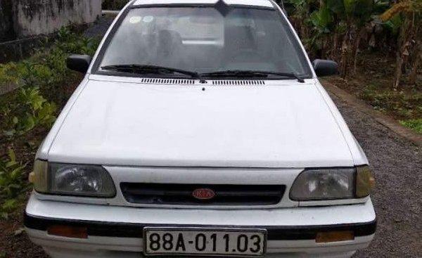 Cần bán Kia CD5 năm 2003, màu trắng