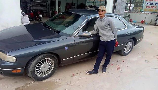 Bán xe Mazda 626 đời 1993, màu xanh lam, nhập khẩu