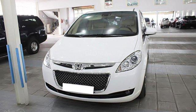 Bán Luxgen 7 MPV CEO RoyaLounge đời 2013, màu trắng, xe nhập số tự động
