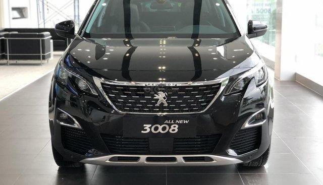 Peugeot 3008 All new đủ màu - Có xe giao xe ngay - nhiều ưu đãi hấp dẫn - Trả trước 20% - Hotline: 0909.450.005