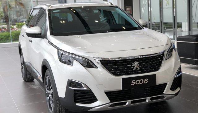 Bán Peugeot 5008 2019 - Có xe đủ màu, giao ngay - Nhiều ưu đãi hấp dẫn - Trả trước 20% - Hotline: 0909.450.005