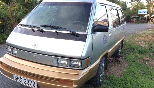Cần bán Toyota Van 1990, nhập khẩu, giá chỉ 65 triệu