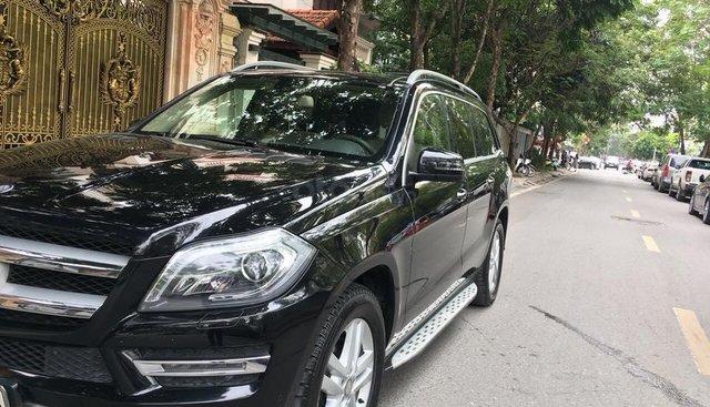 Bán Mercedes GL 350 sản xuất 2014, nhập khẩu nguyên chiếc