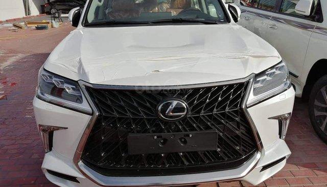 Bán xe Lexus LX 570 năm 2017, màu trắng, xe nhập, xe đẹp nguyên bản