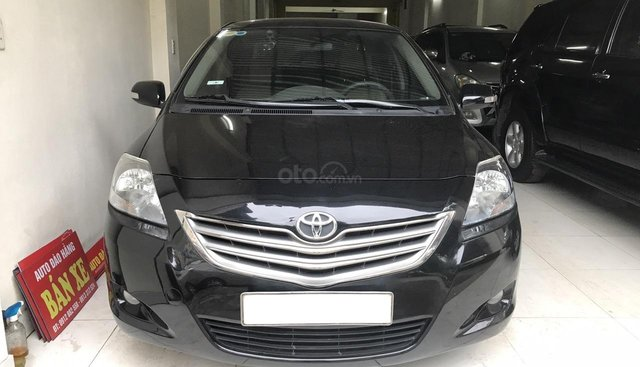 Bán Toyota Vios 1.5 E 2013, màu đen, xe cực tuyển, không thể tuyển mới hơn