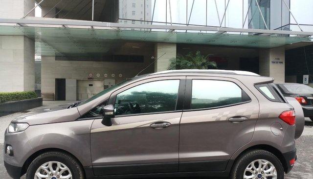 Ô Tô Thủ Đô bán xe Ford Ecosport Titanium 1.5L 2016 màu nâu, giá 529 triệu