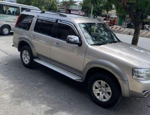 Bán Ford Everest sản xuất 2008 xe gia đình, giá chỉ 398 triệu