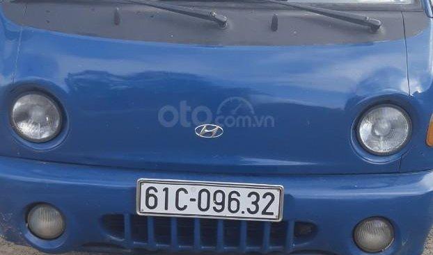 Cần bán gấp Hyundai Porter đời 1998, màu xanh lam, nhập khẩu nguyên chiếc