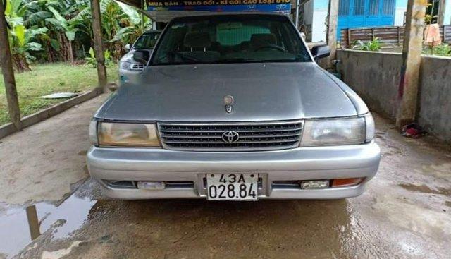 Bán xe Toyota Cressida đời 1993, màu bạc, xe nhập