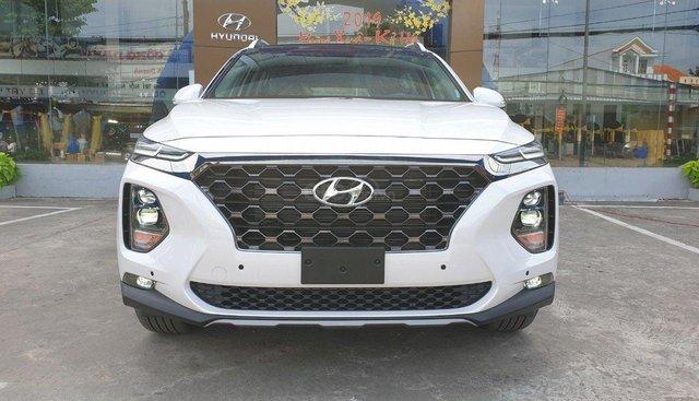Giá xe Santafe 2019 máy xăng, phiên bản đặc biệt, giao ngay tại Hyundai Cần Thơ