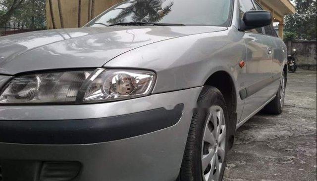 Bán xe Mazda 626 đời 2001, màu bạc, nhập khẩu nguyên chiếc giá cạnh tranh