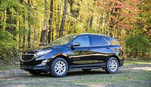 Đánh giá xe Chevrolet Equinox 2019: Đối thủ đến từ Mỹ của Mazda CX-5
