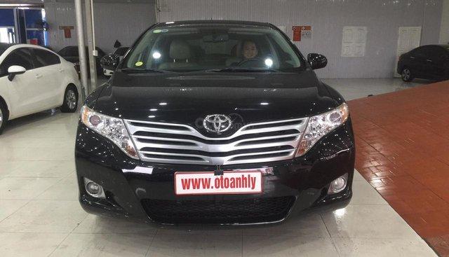 Bán xe Toyota Venza sản xuất năm 2009, màu đen, nhập khẩu