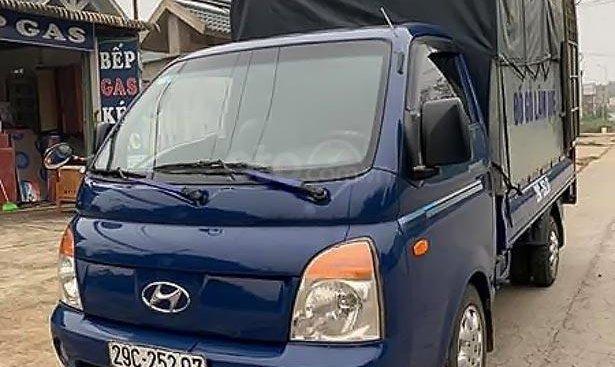 Bán Hyundai Porter sản xuất 2005, màu xanh lam, giá tốt