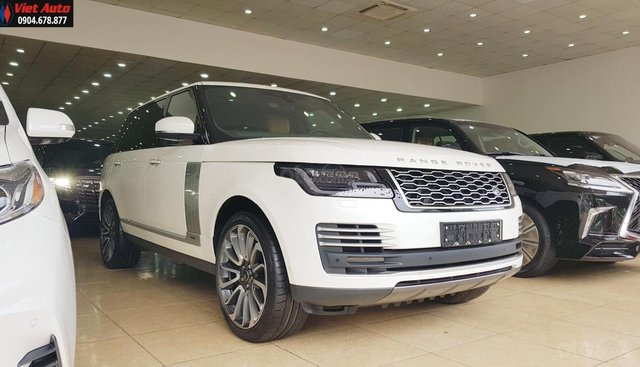 Range Rover Autobiography LWB bản 5.0L V8 Supercharge sản xuất 2018 giao ngay