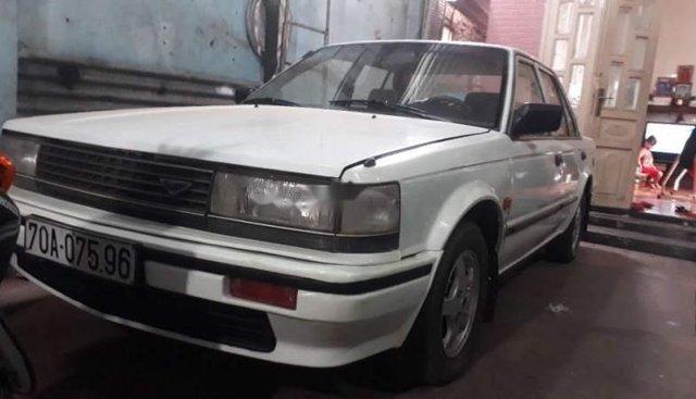 Bán Nissan 100NX đời 1988, màu trắng, nhập khẩu