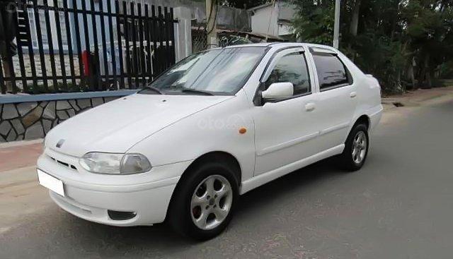 Bán ô tô Fiat Siena 1.6HL đời 2002, màu trắng, nhập khẩu