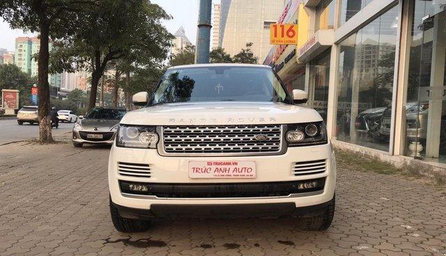 Cần bán LandRover Range Rover Evoque năm sản xuất 2014, màu trắng, nhập khẩu nguyên chiếc