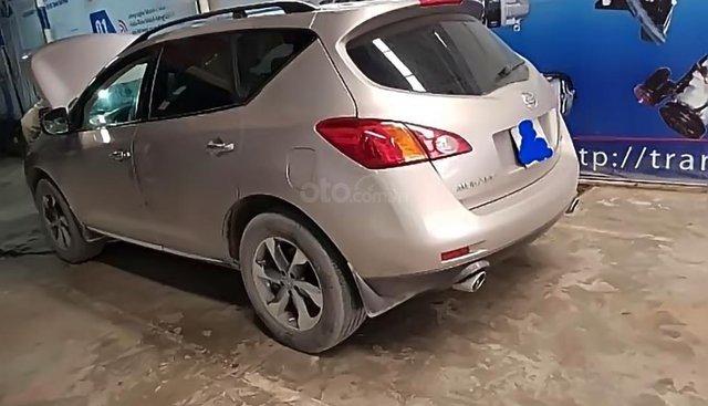 Chính chủ bán xe Nissan Murano sản xuất năm 2009, màu vàng, nhập khẩu