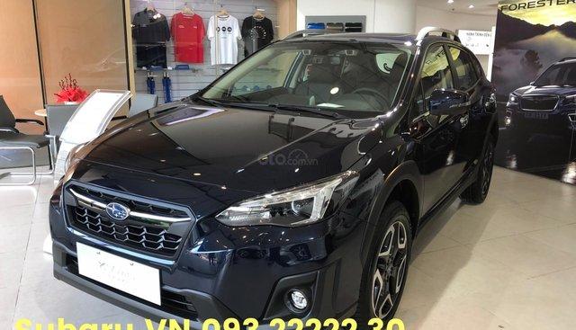 Bán Subaru XV 2019 Eyesight xanh, đen, đỏ, bạc, trắng xe giao ngay, KM lớn tháng 4 gọi 093.22222.30 Ms Loan
