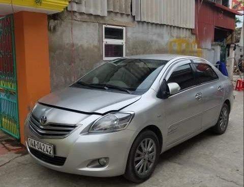 Cần bán gấp Toyota Vios năm 2012, màu bạc, nhập khẩu, giá 350tr