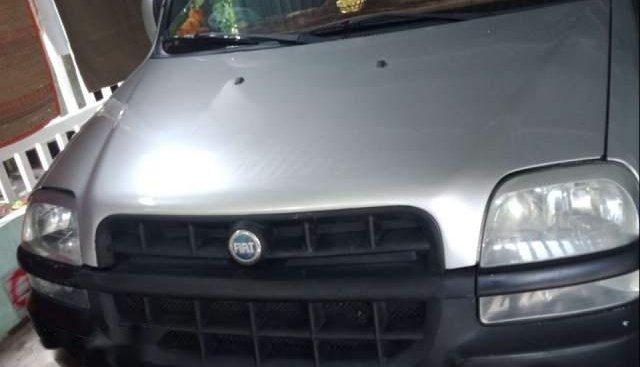 Bán ô tô Fiat Doblo sản xuất năm 2003, màu xám, nhập khẩu, 140 triệu