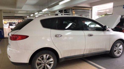 Bán Luxgen 7 SUV sản xuất năm 2010, màu trắng, 768tr