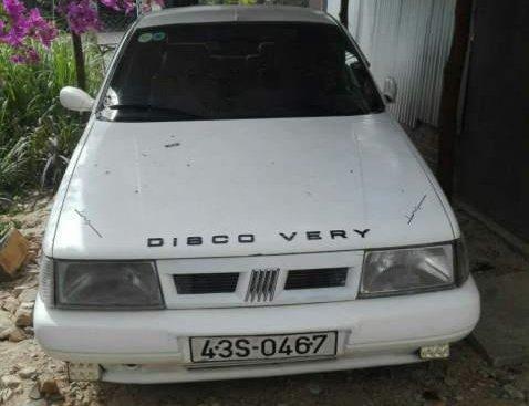 Bán Fiat Tempra đời 1995, màu trắng, nhập khẩu nguyên chiếc, giá chỉ 40 triệu