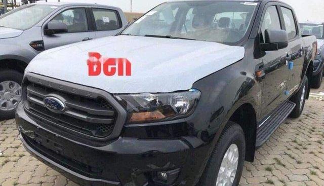 Cần bán Ford Ranger sản xuất năm 2018, màu đen, xe nhập