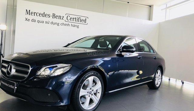 Xe đã qua qua sử dụng chính hãng- Mercedes E250 2017 ODO 18.000 km, bao test, giá tốt nhất HCM