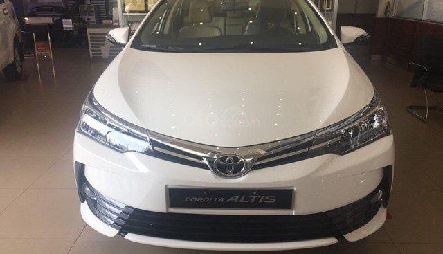 Bán xe Toyota Corolla altis 1.8G AT đời 2019, màu trắng - Toyota An Thành